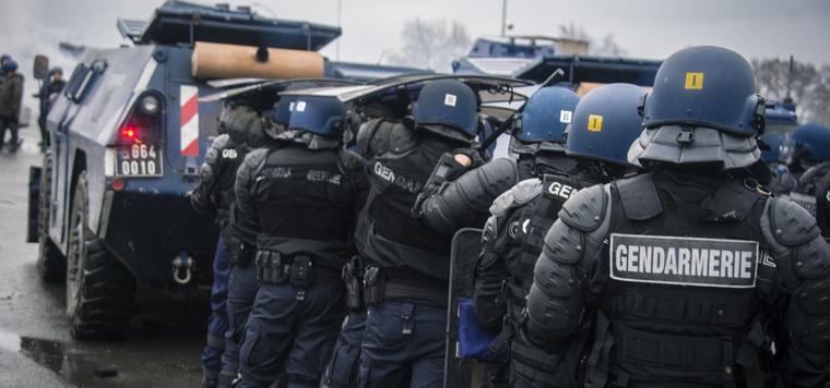 Gendarmerie nationale le minist re recrute a votre for Gendarmerie interieur gouv fr gign