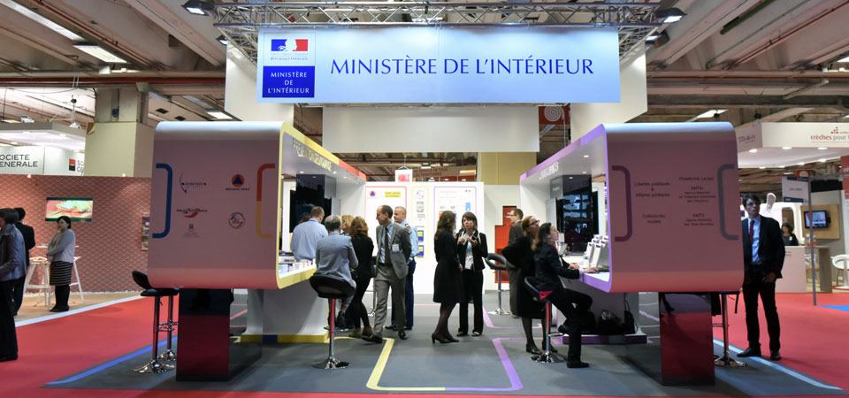 Le minist re de l 39 int rieur au salon des maires et des for Interieur gouv fr
