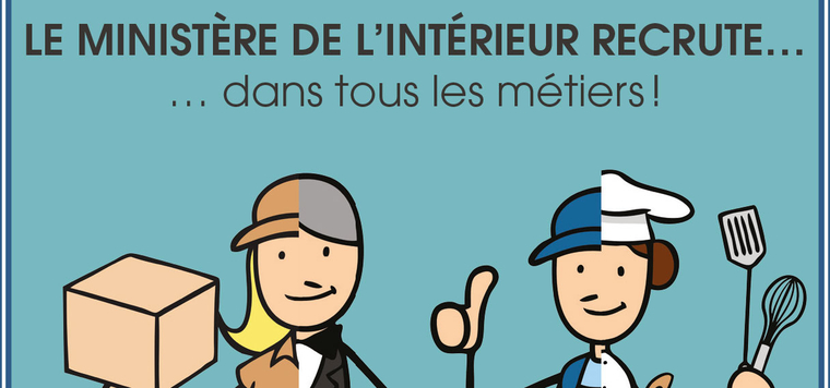 Le minist re de l 39 int rieur recrute l 39 actu du for Minister de l interieur