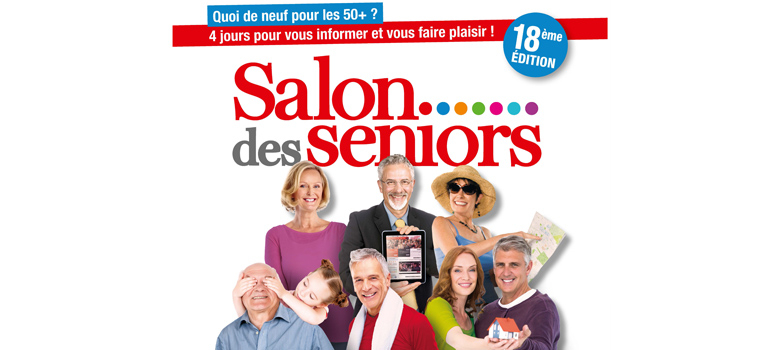 Salon des seniors 2016 2016 actualit s archives des for Salon seniors