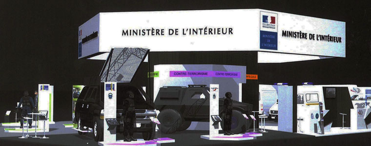 Salon milipol paris 2015 l 39 actu du minist re - Salon villepinte 2015 ...