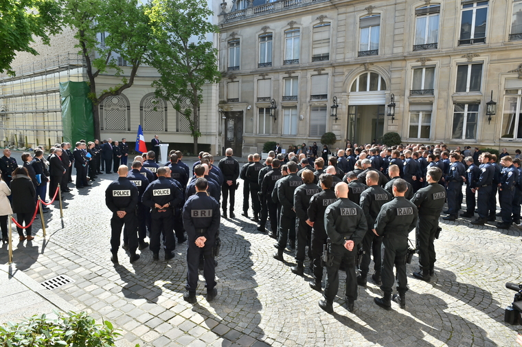 Schéma national d'intervention des forces de sécurité