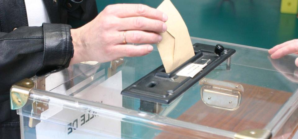 Le vote par procuration comment voter elections for Elections ministere de l interieur