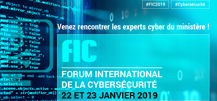 11e édition du Forum international de la cybersécurité