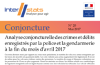 Interstats Conjoncture N° 20 - Mai 2017
