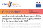 Interstats Conjoncture N° 24 - Septembre 2017
