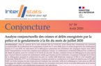 Interstats Conjoncture N° 59 - Août 2020