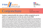 Interstats Conjoncture N° 60 - Septembre 2020