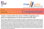 Interstats Conjoncture N° 66 - Mars 2021