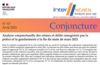 Interstats Conjoncture N° 67 - Avril 2021