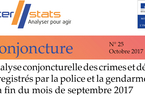 Interstats Conjoncture N° 25 - Octobre 2017