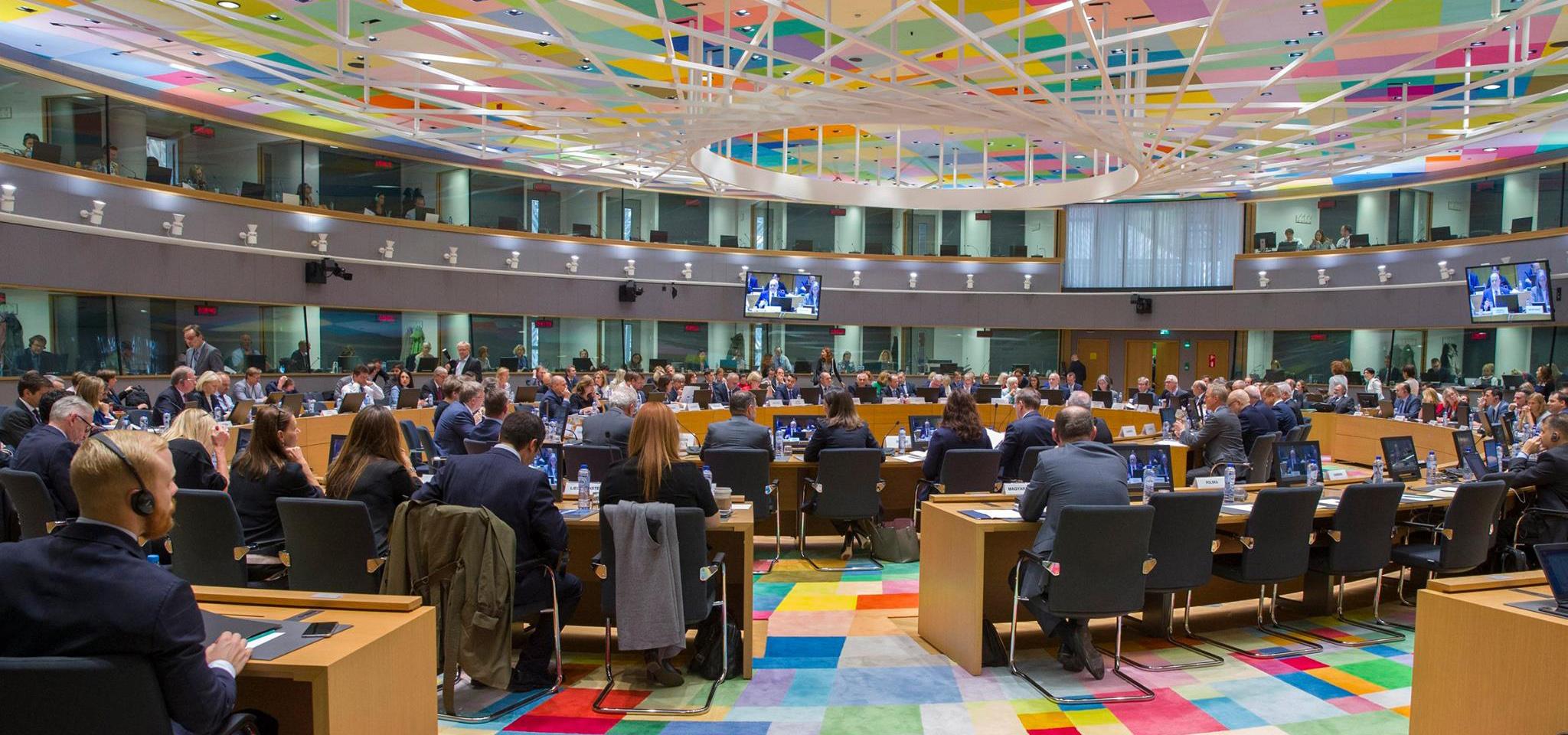 Conseil justice et affaires int rieures de l 39 union for Interieur gouv