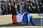 Hommage au major Christian RUSIG